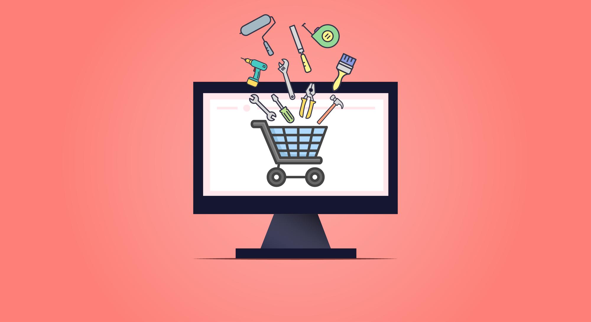 Logiciels e-commerce - ventes en ligne