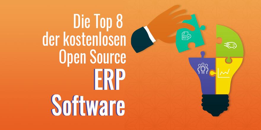 Die Top kostenlosen Open Source ERP Systeme