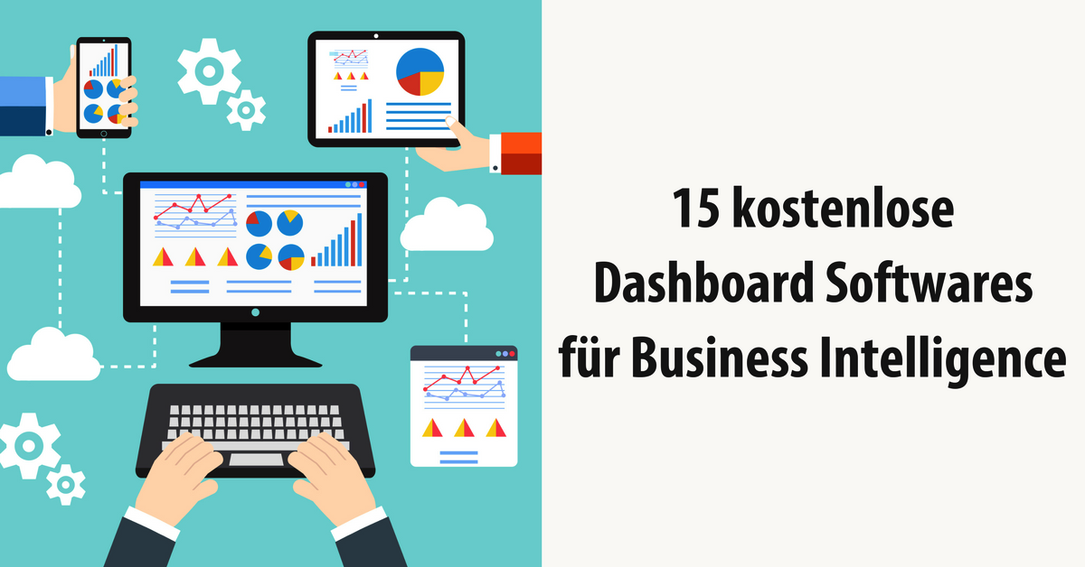 Dashboard Software für Business Intelligence