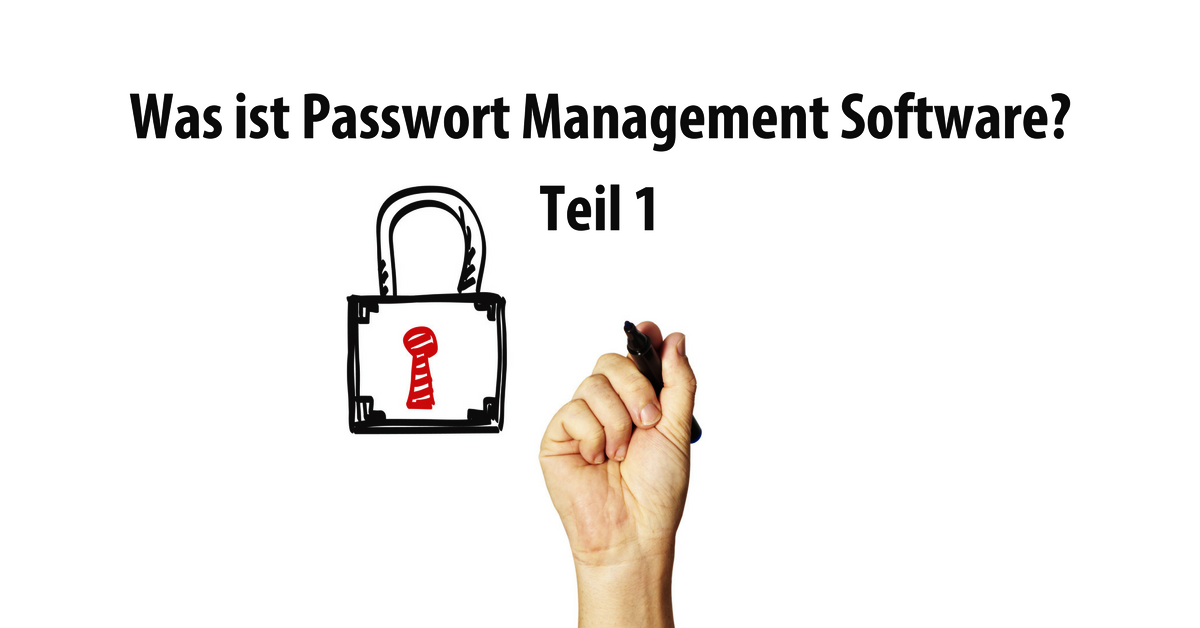 Passwort Management Software