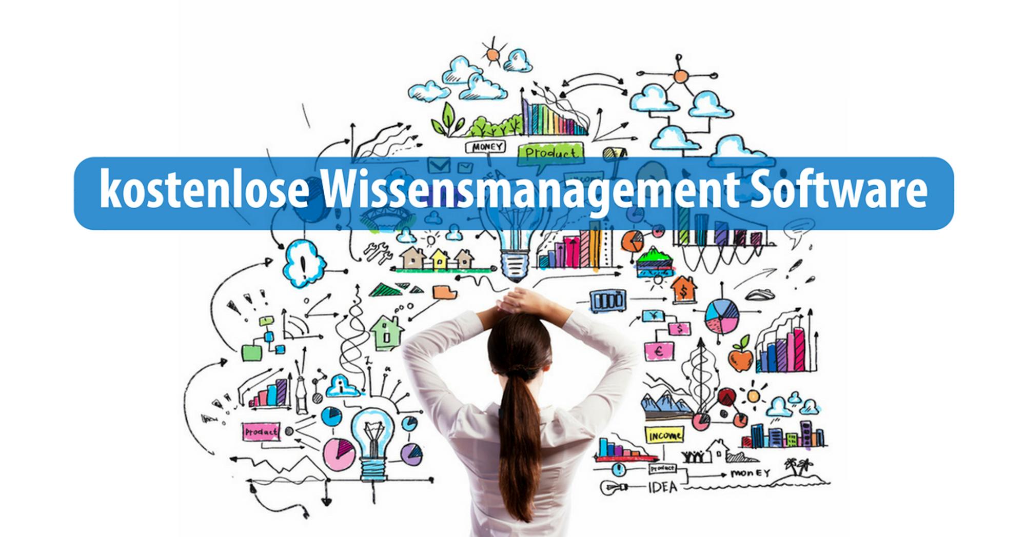 Kostenlose Wissensmanagement Software