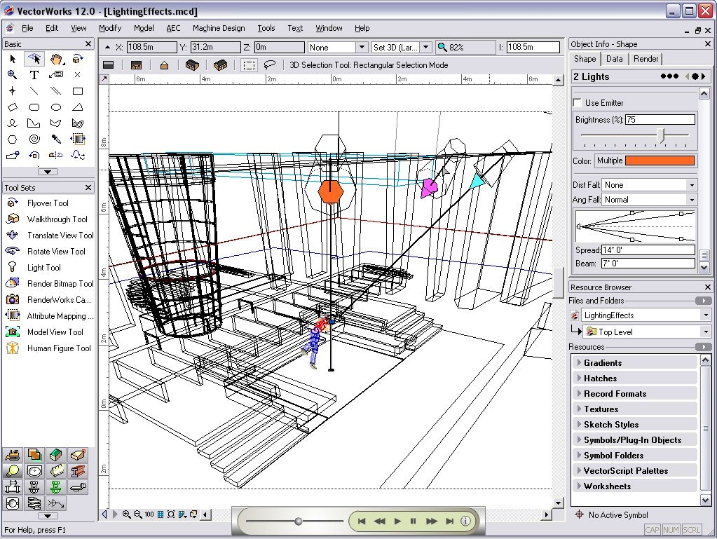 AutoCAD-Alternative gesucht? Die Top 13 CAD-Programme - Vectorworks