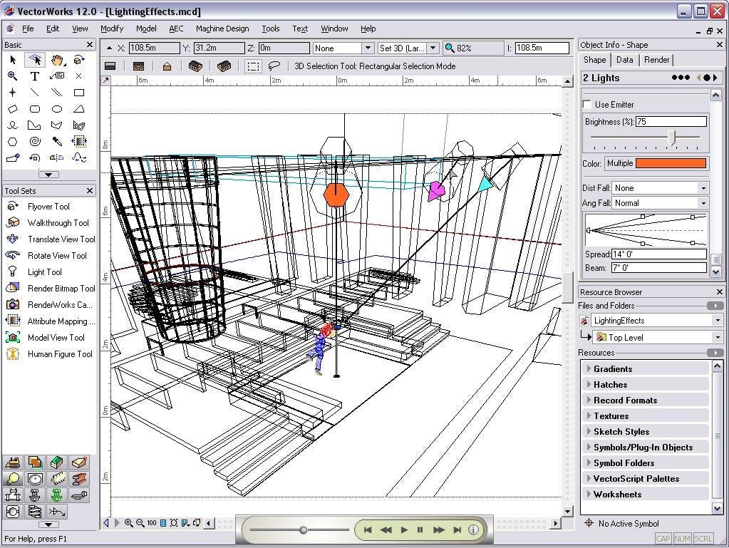 AutoCAD-Alternative gesucht? Die Top13 CAD-Programme - Vectorworks