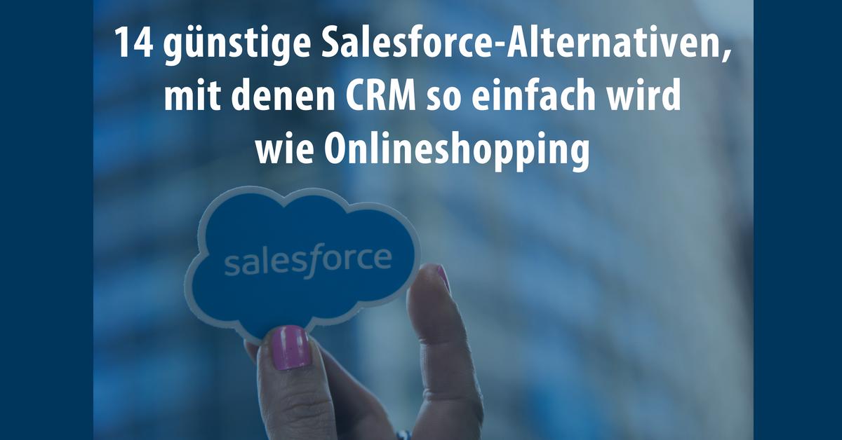 Salesforce-Alternativen
