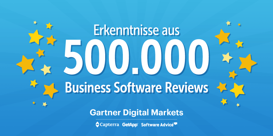 Reviews für Business-Software