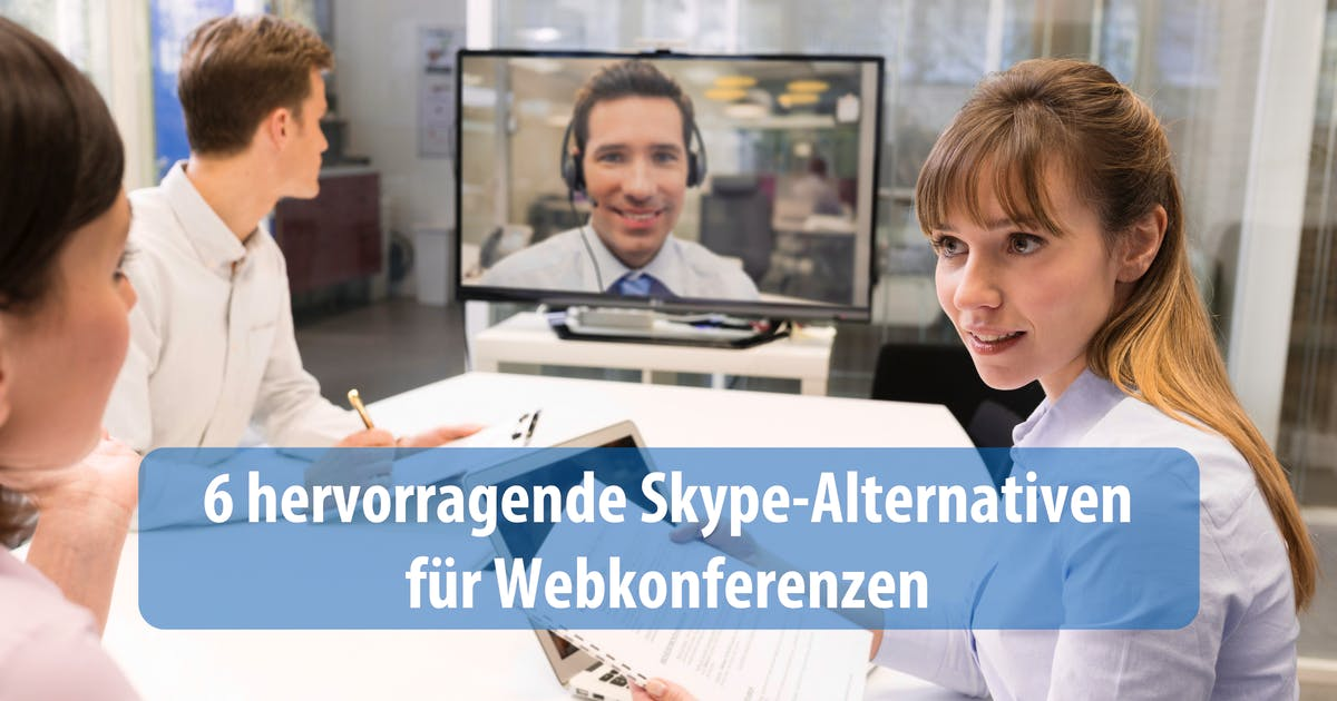 Gute Skype-Alternativen