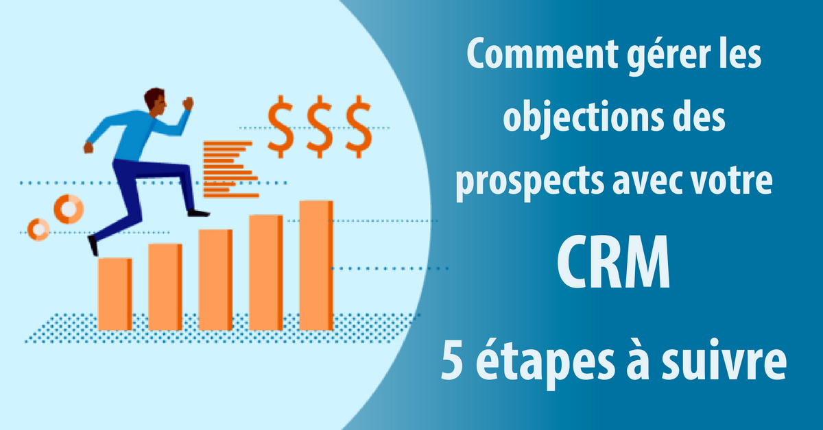 CRM objections des prospects