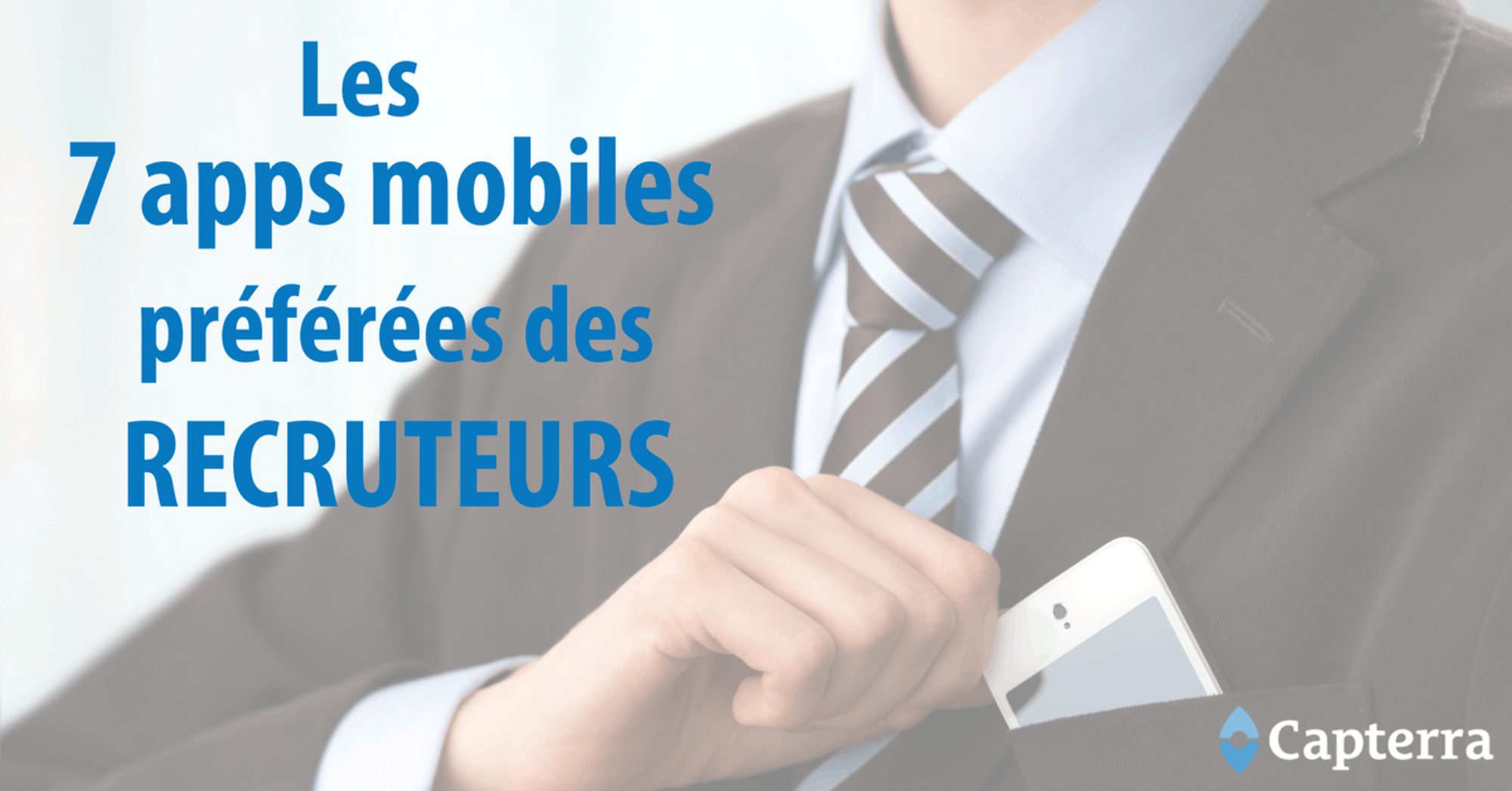 applications mobiles pour recruteurs ios android