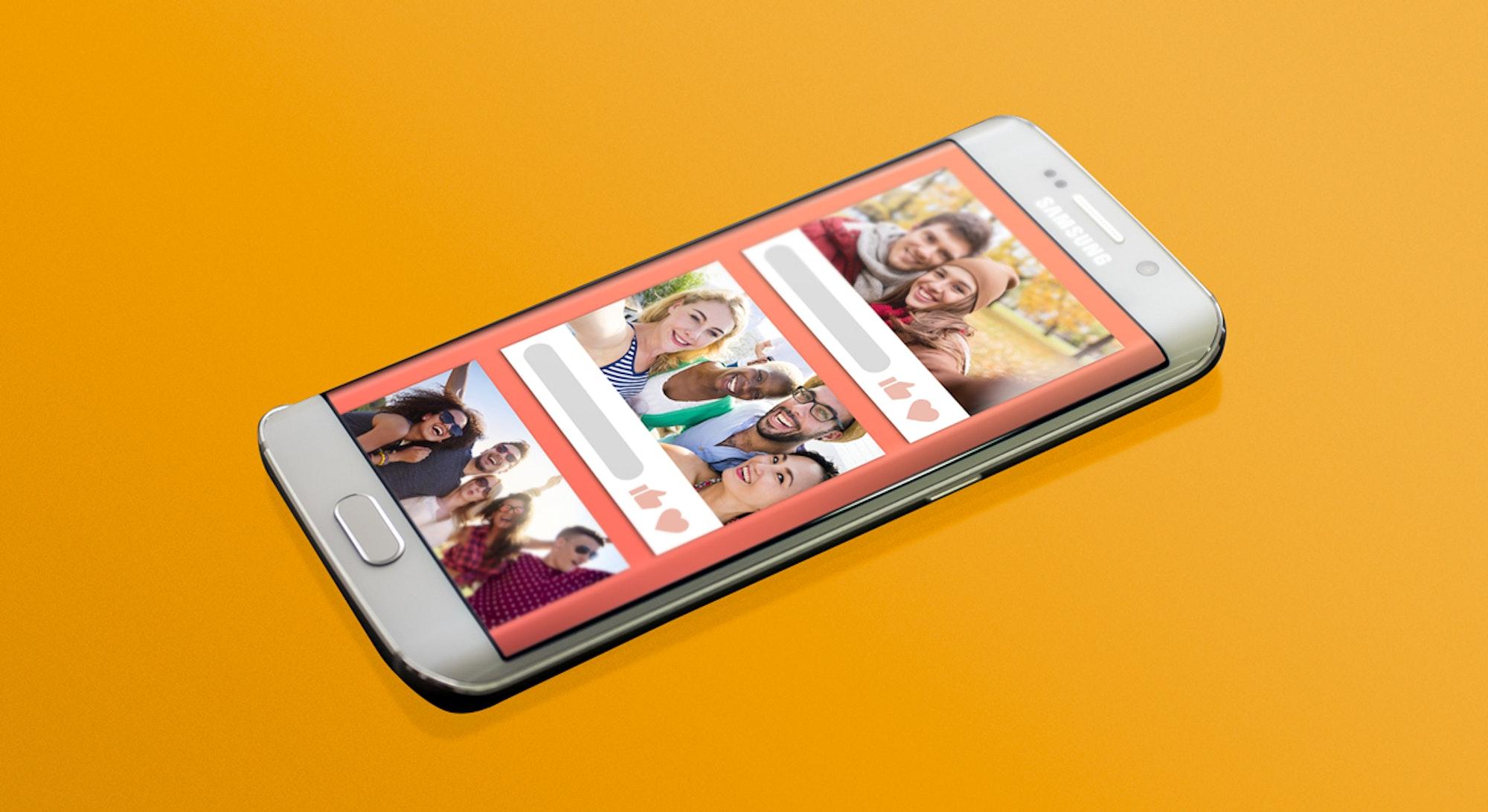 Social-Media-Marketing-Apps für Android