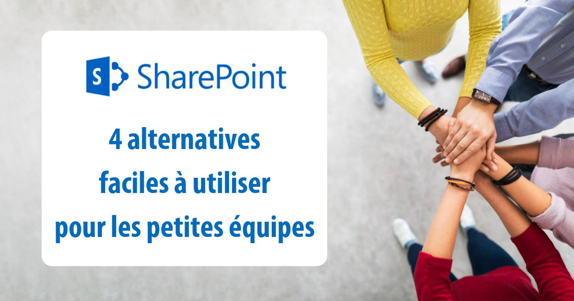 alternative sharepoint
