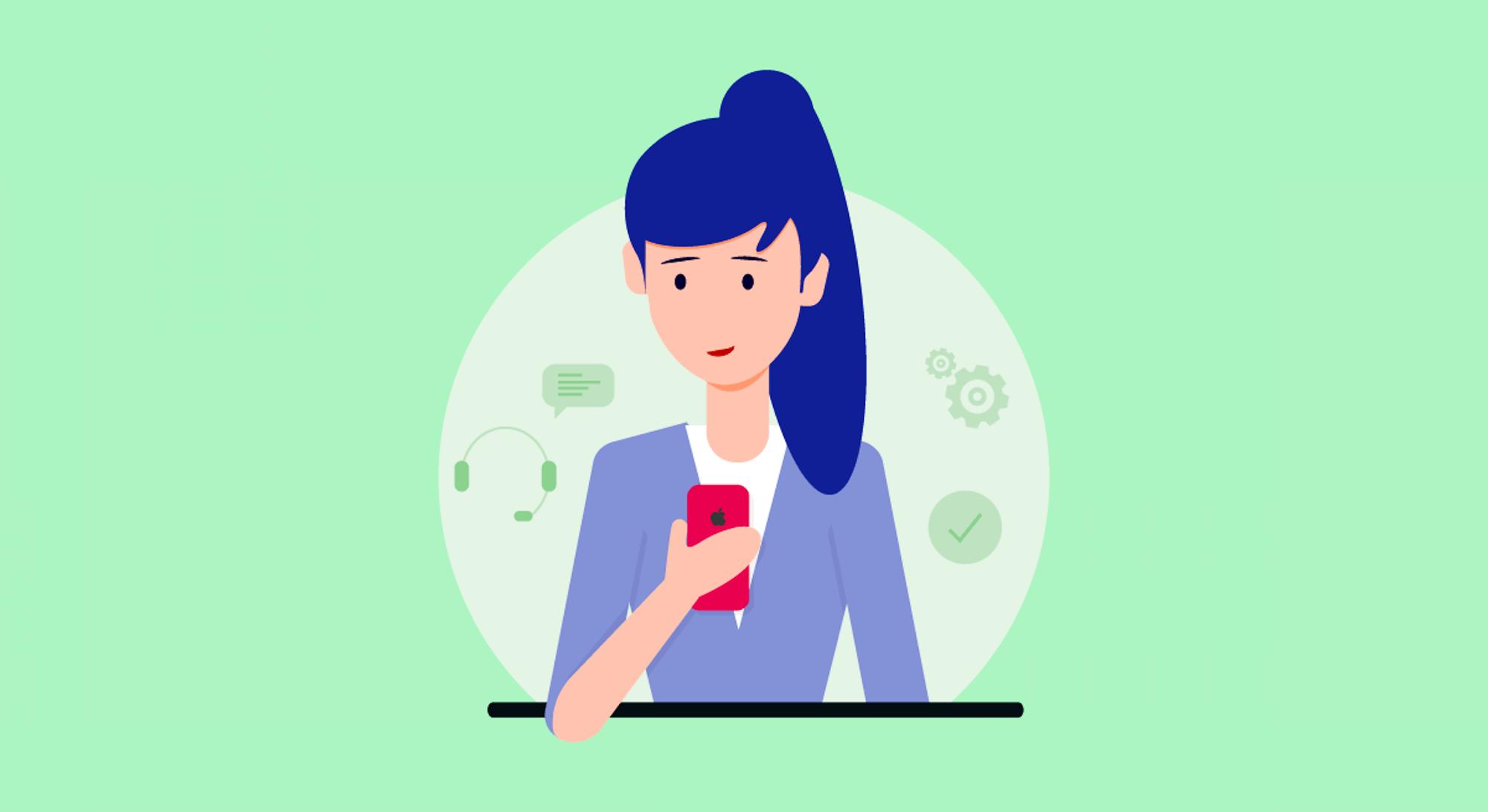 Applis iPhone pour booster votre service client