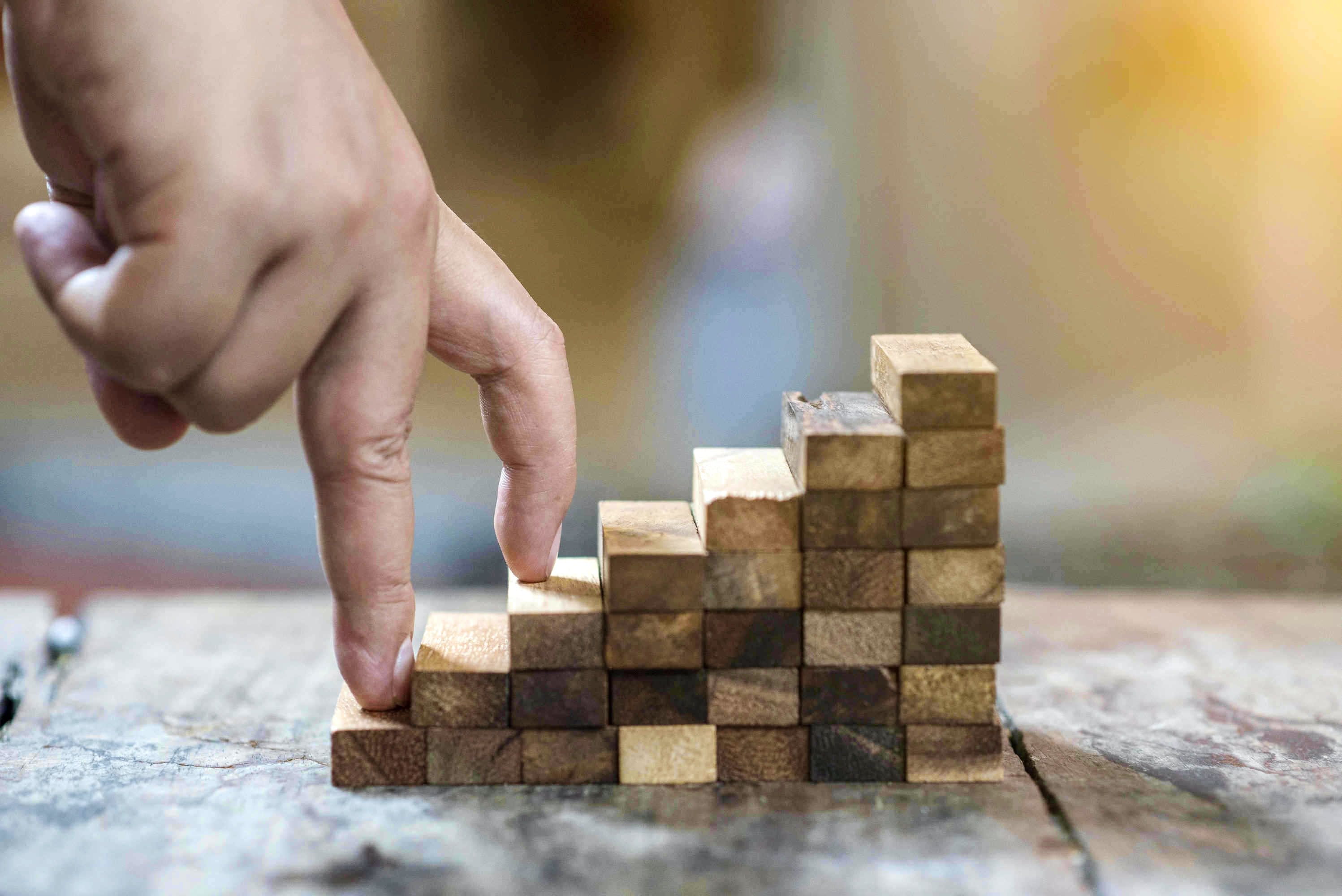 In 6 einfachen Schritten ins Projektmanagement