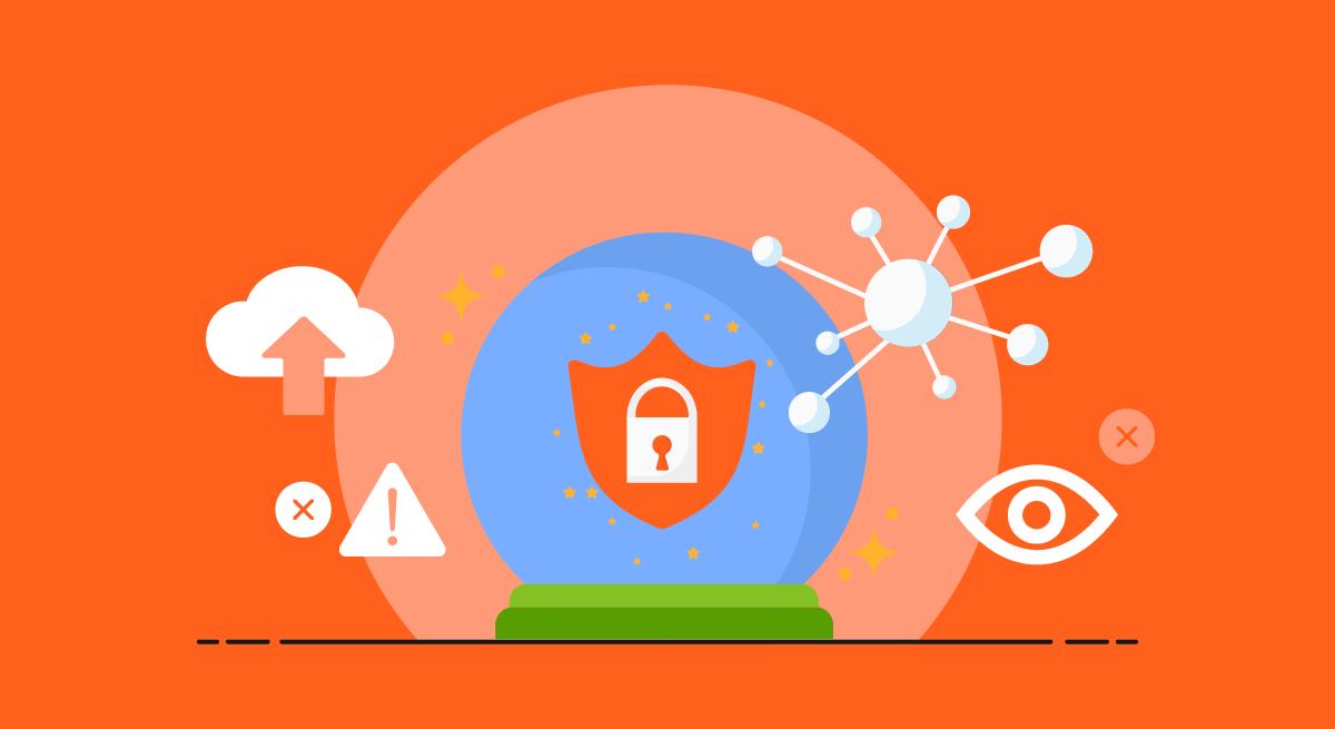 Cloud-Sicherheit Titel