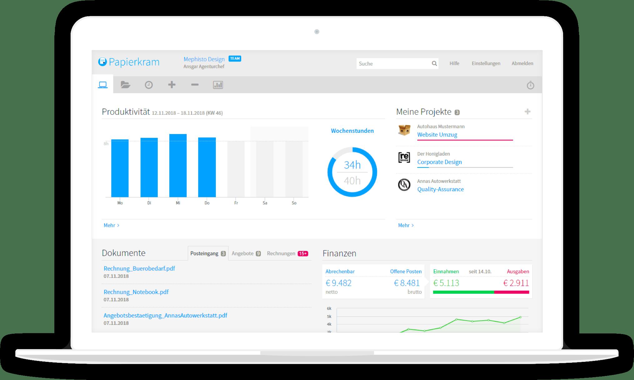 Nutzerstudie Startups Deutschland - Software für Startups
