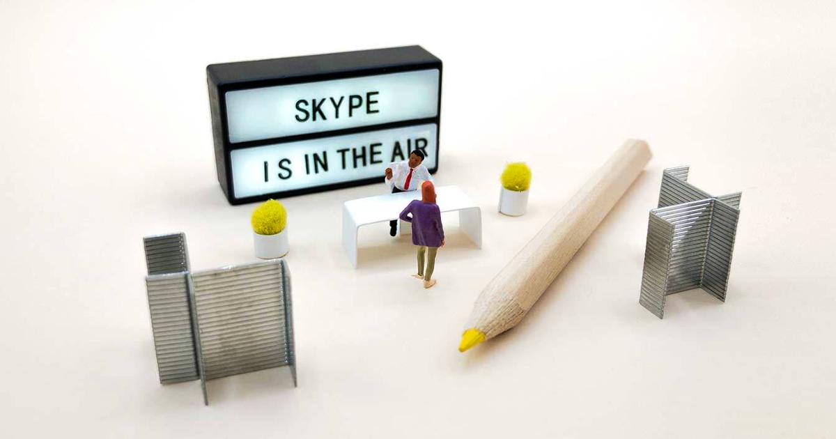 Dónde ser guardan las conversaciones en Skype