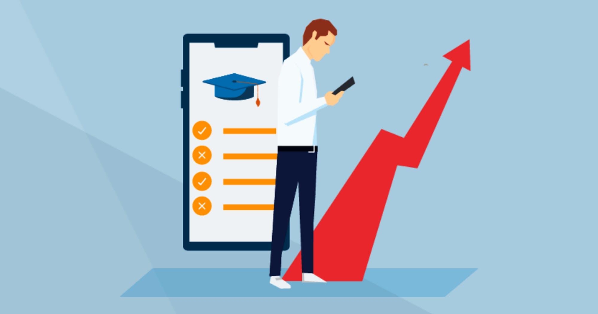 3 grandes tendances pour 2019 apprentissage mobile