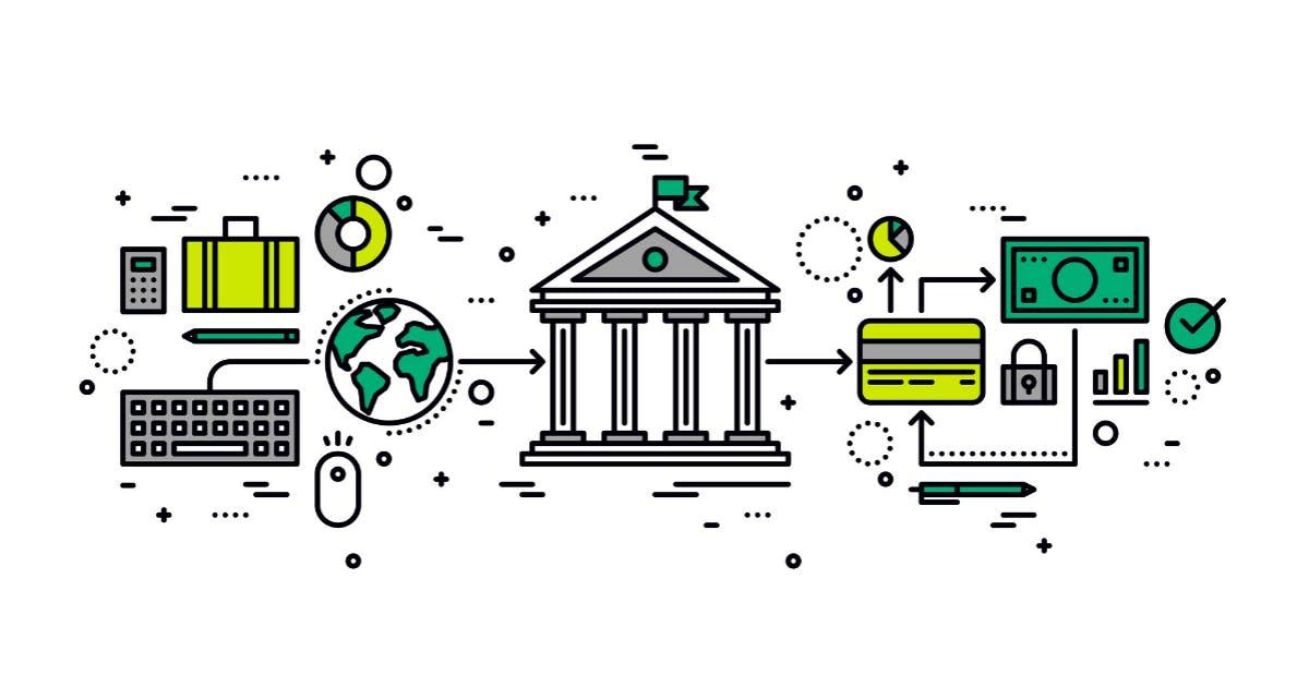 digitalisation des banques tendances fintech