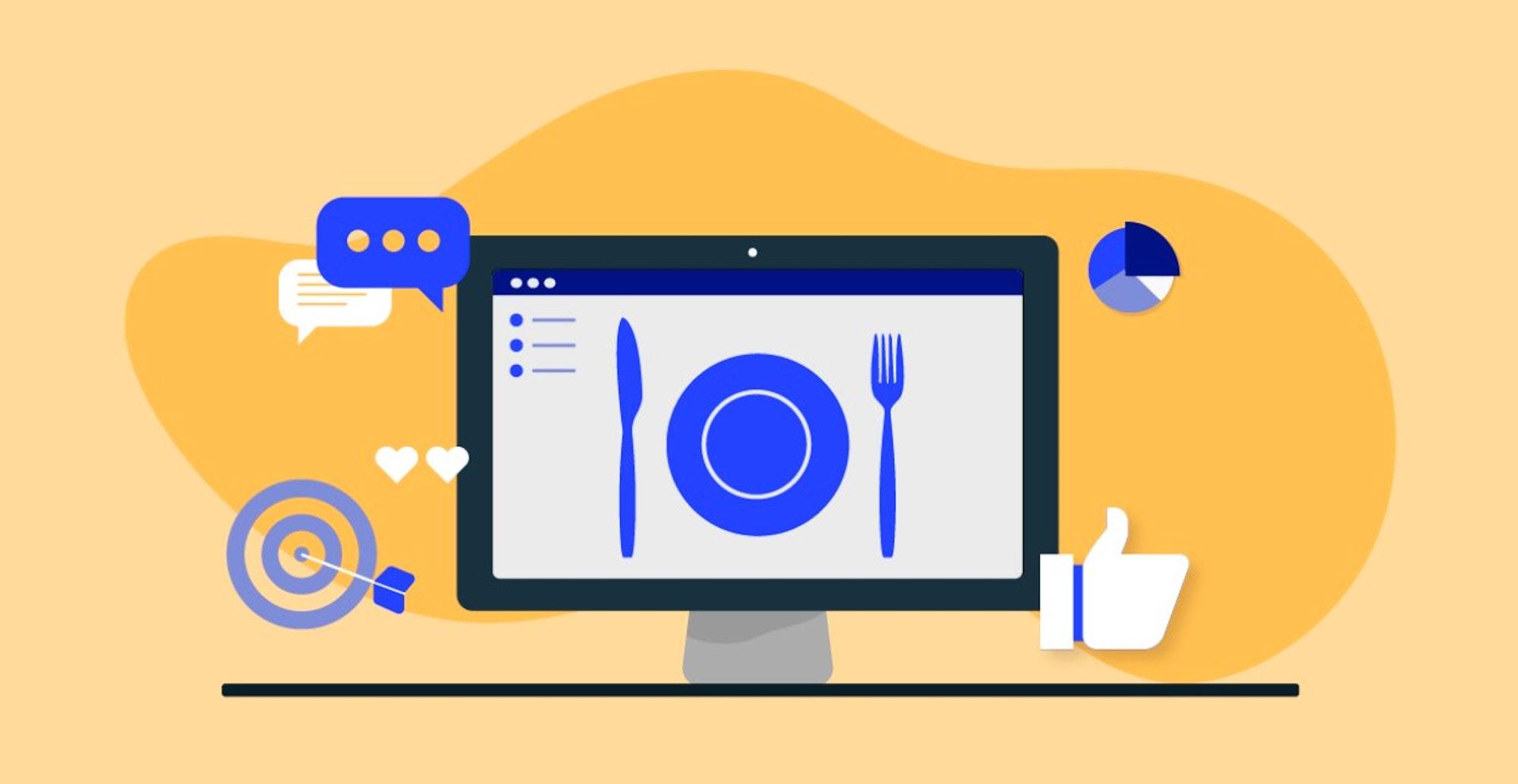 5 aplicaciones de marketing para restaurantes