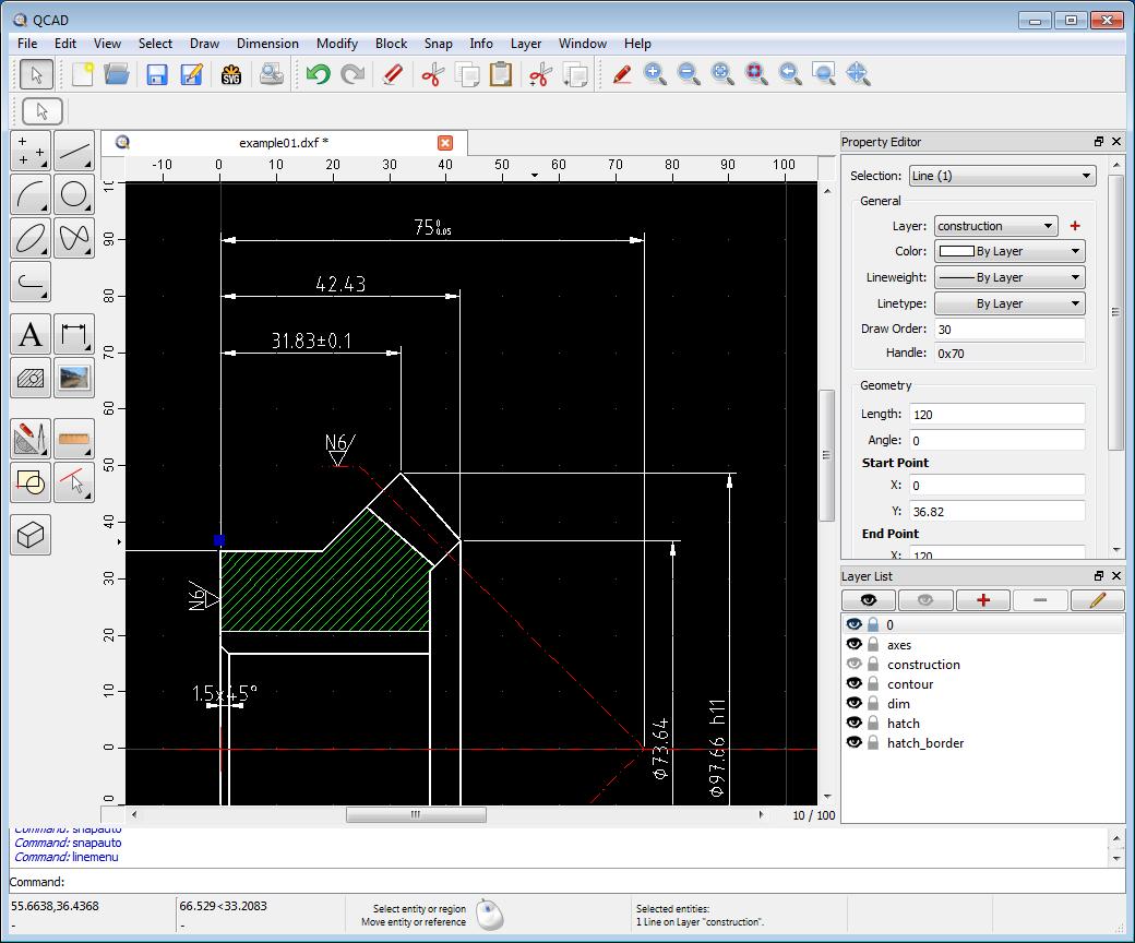logiciel de dessin industriel sur mac