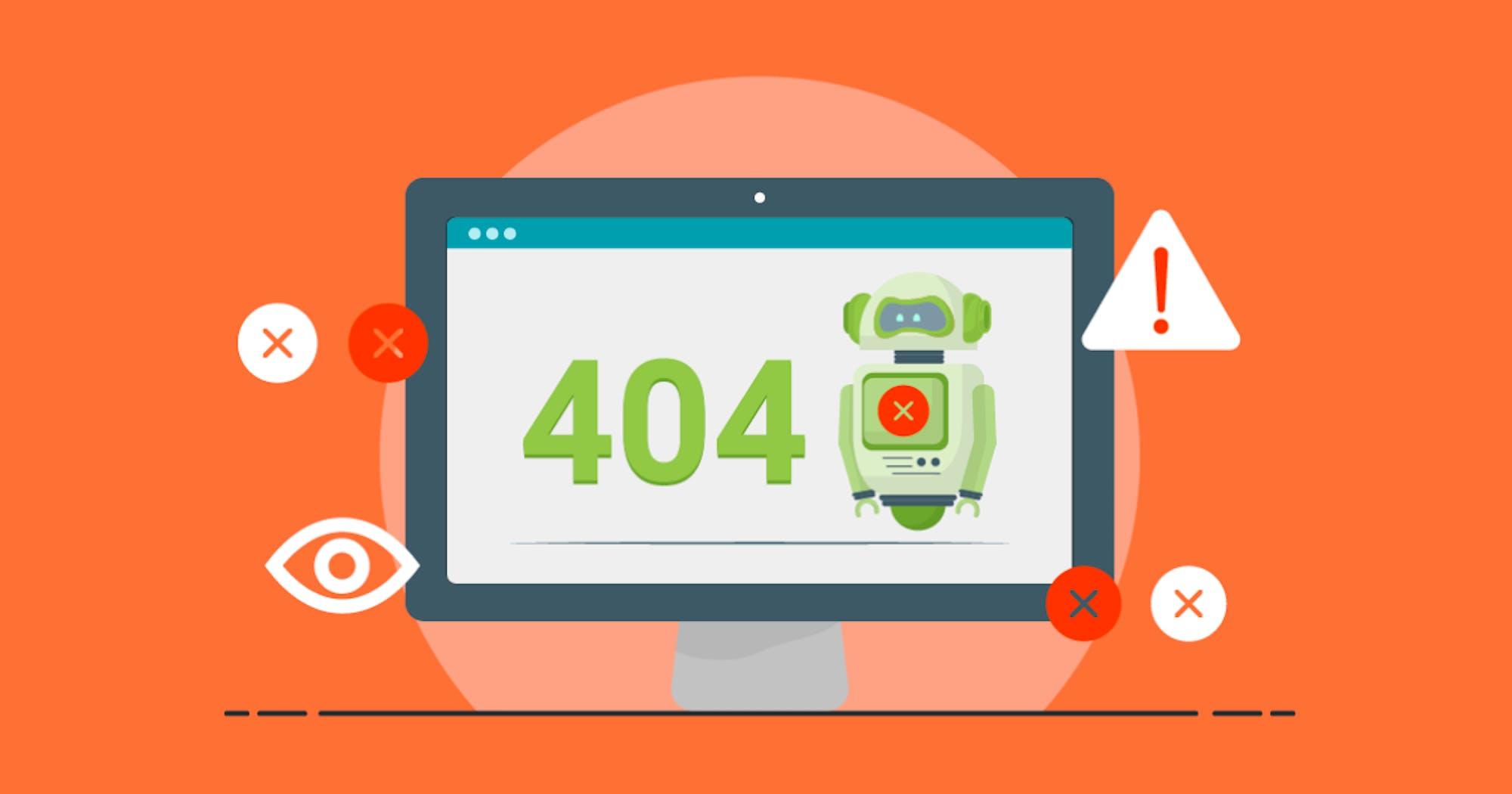 404 error page tour du monde des pages non trouvées les plus inspirantes