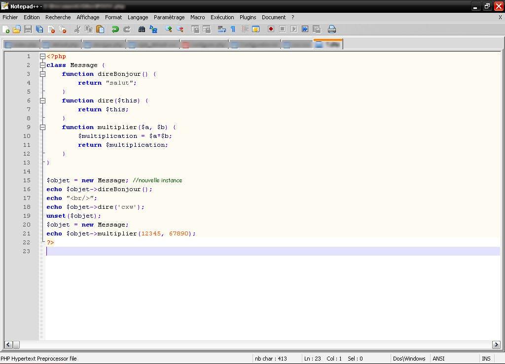 Notepad gratis HTML-editor