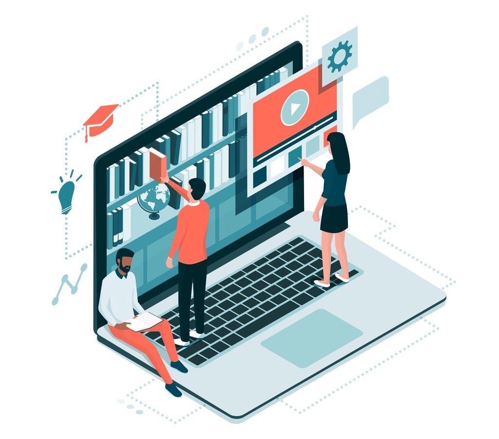 digital learning LEP LXP