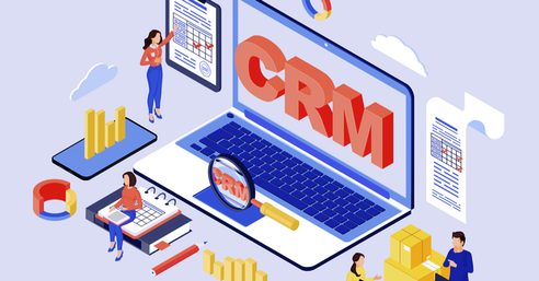User Study: CRM software adoption in the UK