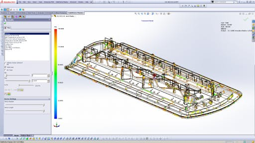 Interface de Solidworks
