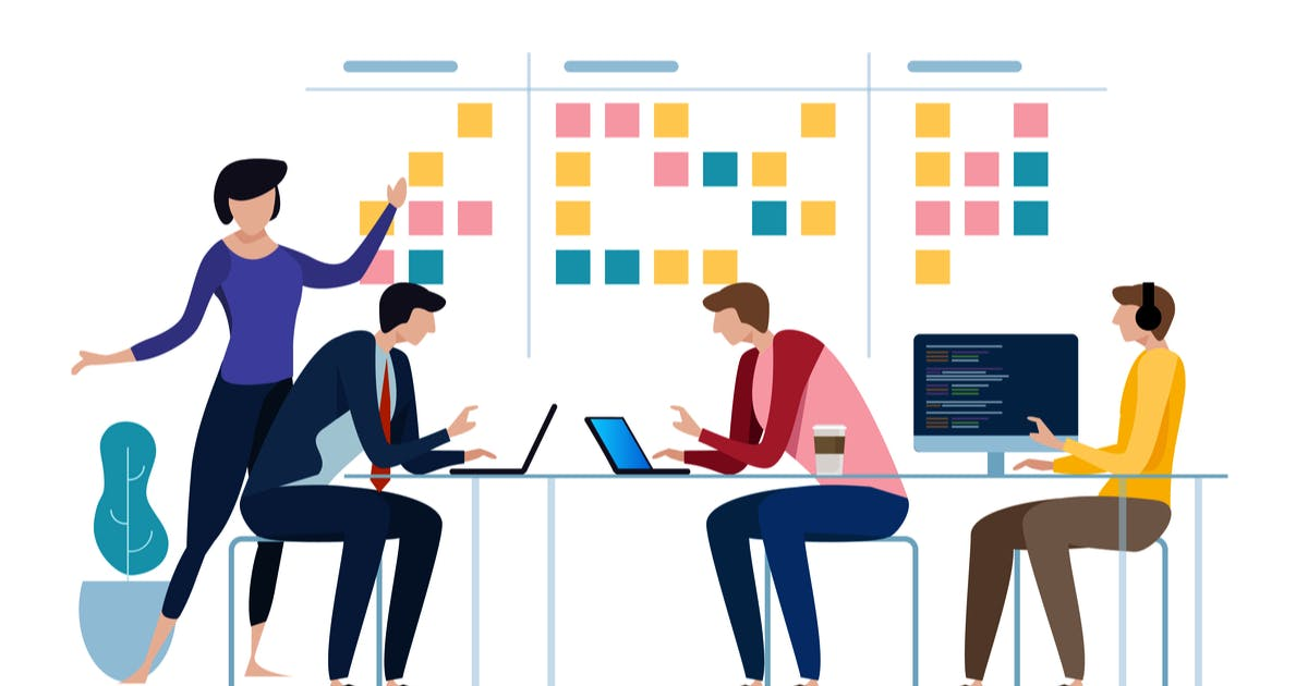 Scrum and Kanban differences in project management