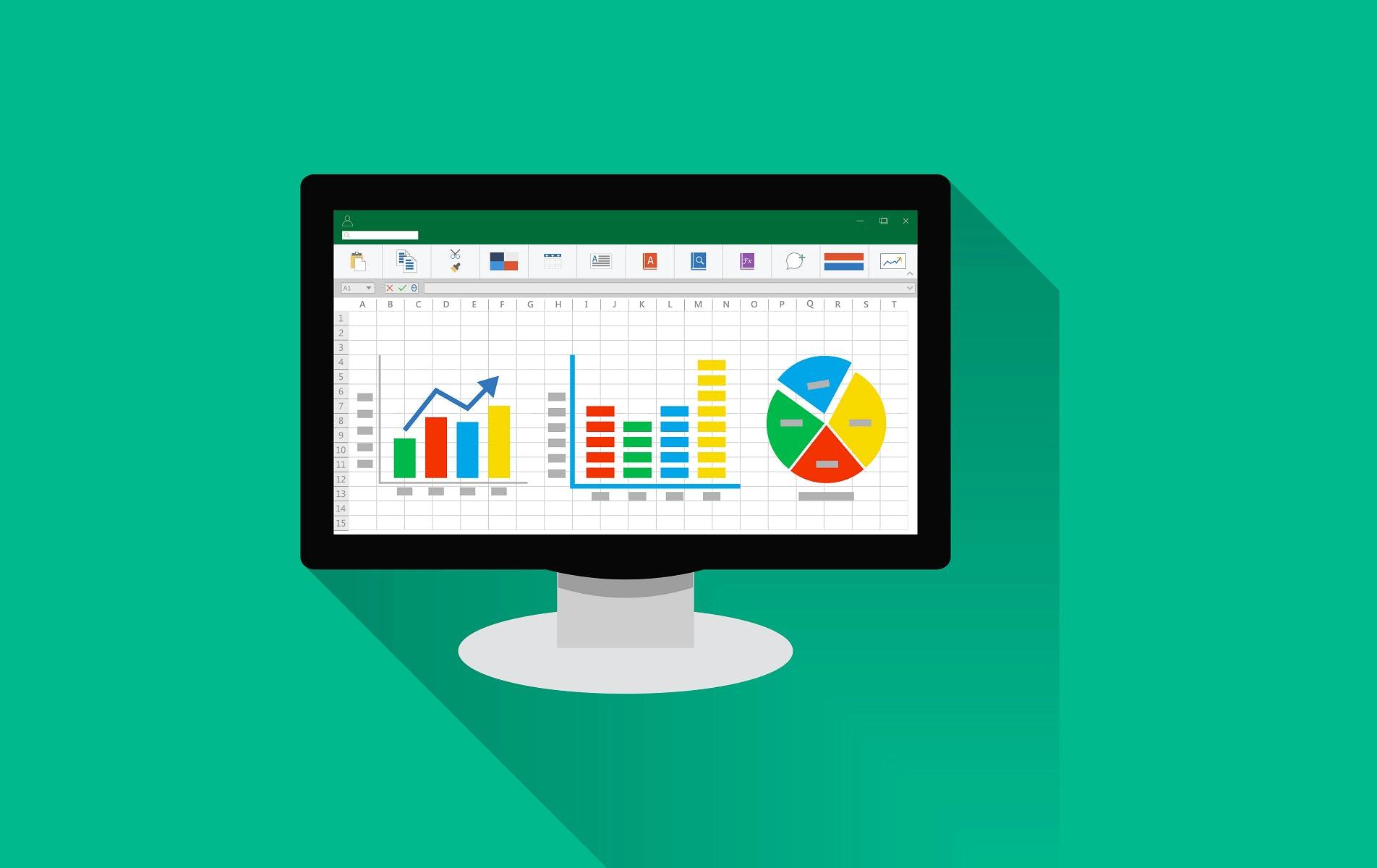 Projektarbeit mit Excel