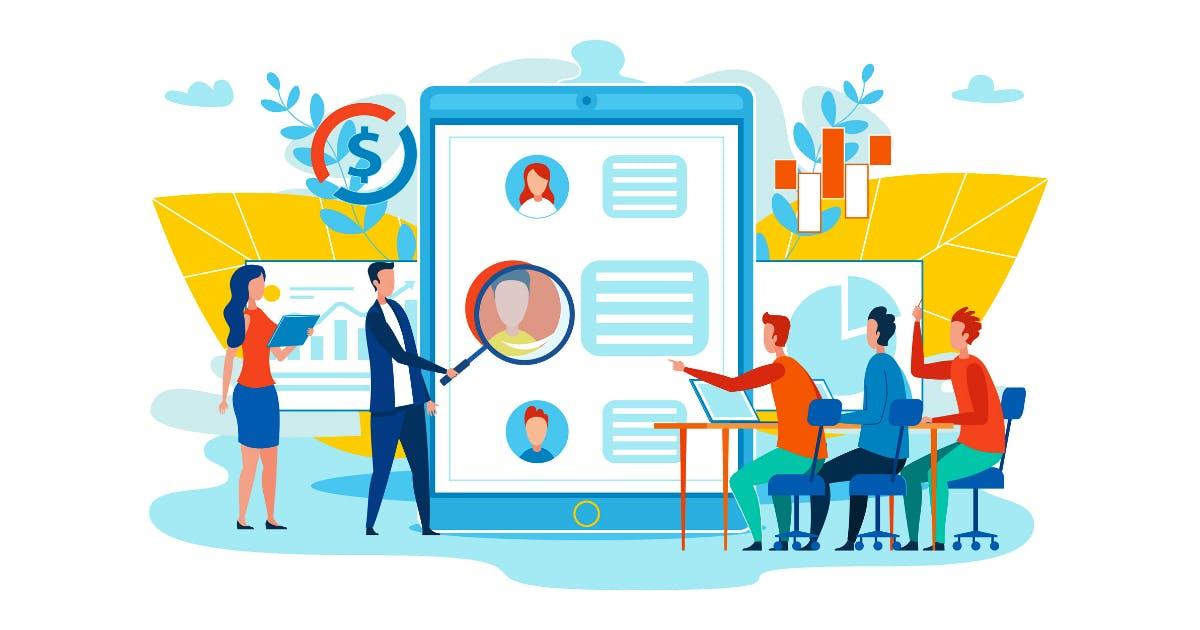 Méthode pour créer de personas pour PME header