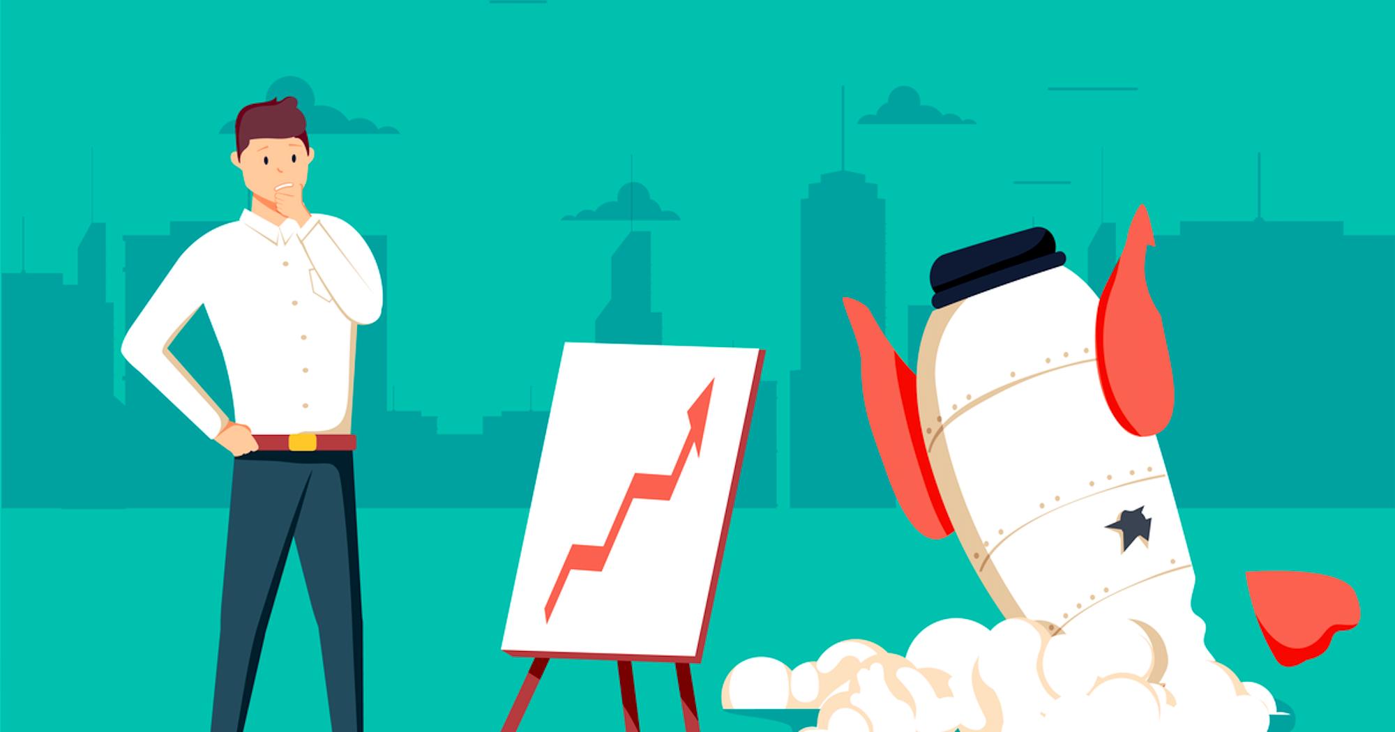 Warum Projekte scheitern