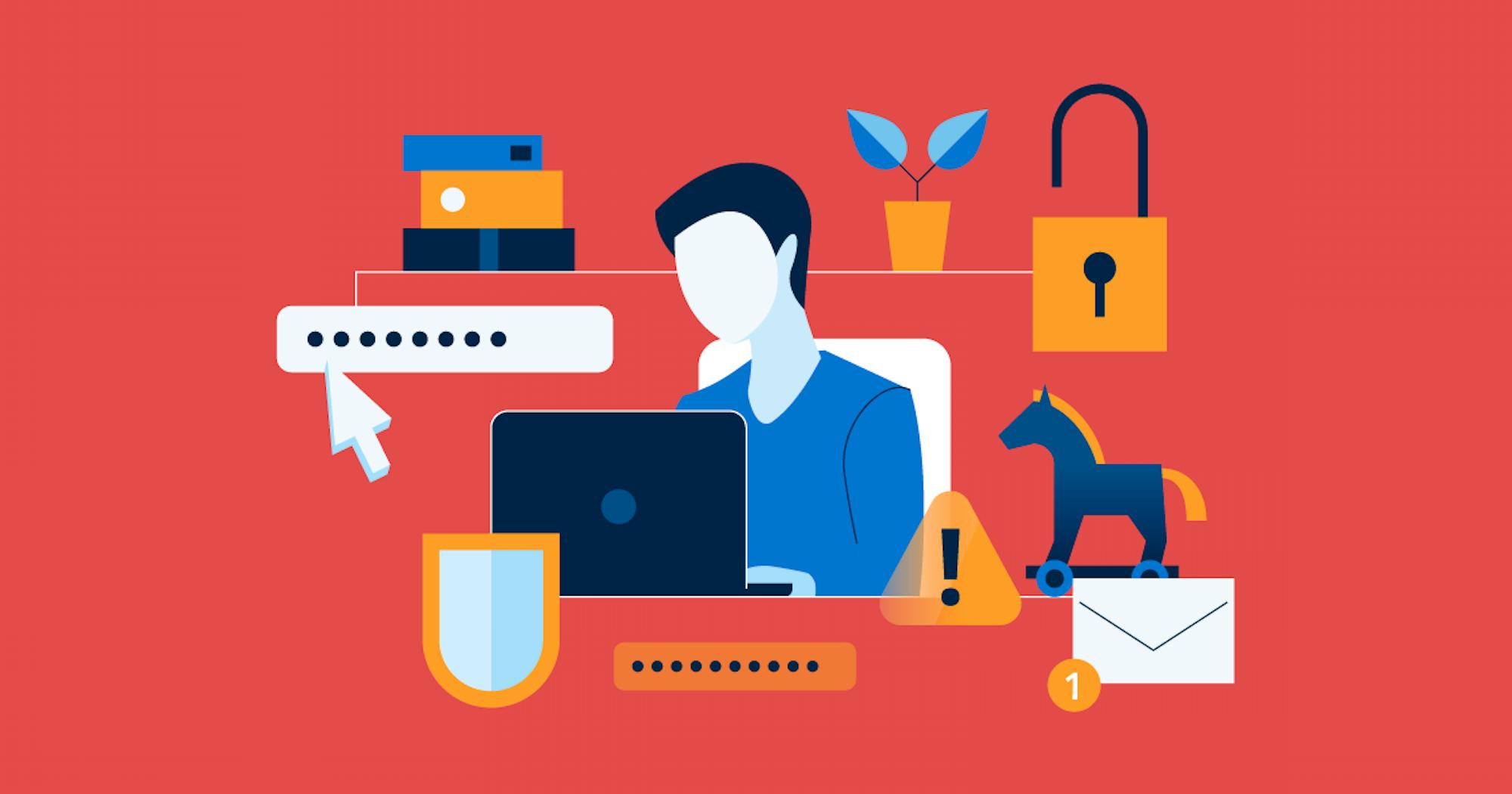 Estudio sobre la ciberseguridad en el teletrabajo