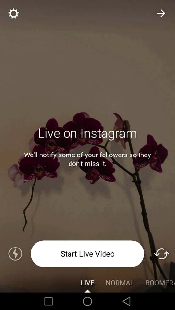 Come avviare un live streaming su Instagram