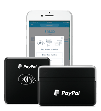 Paypal's payment system application