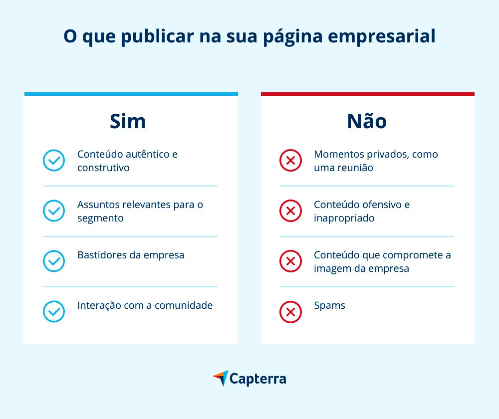linkedin para empresas o que publicar