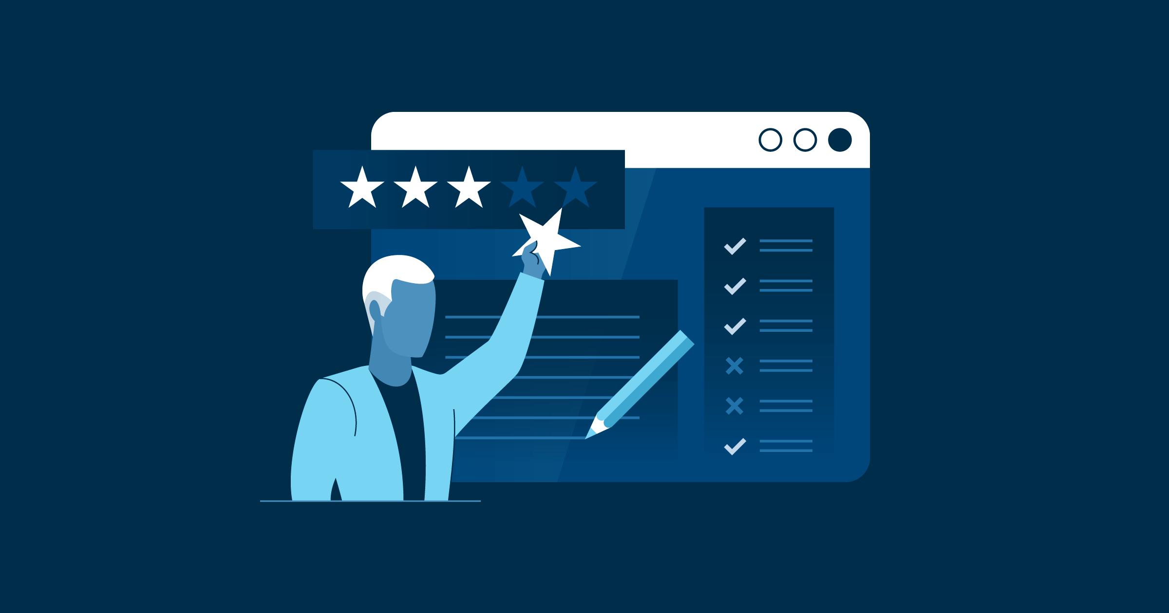 Online-Reviews Studie 2020