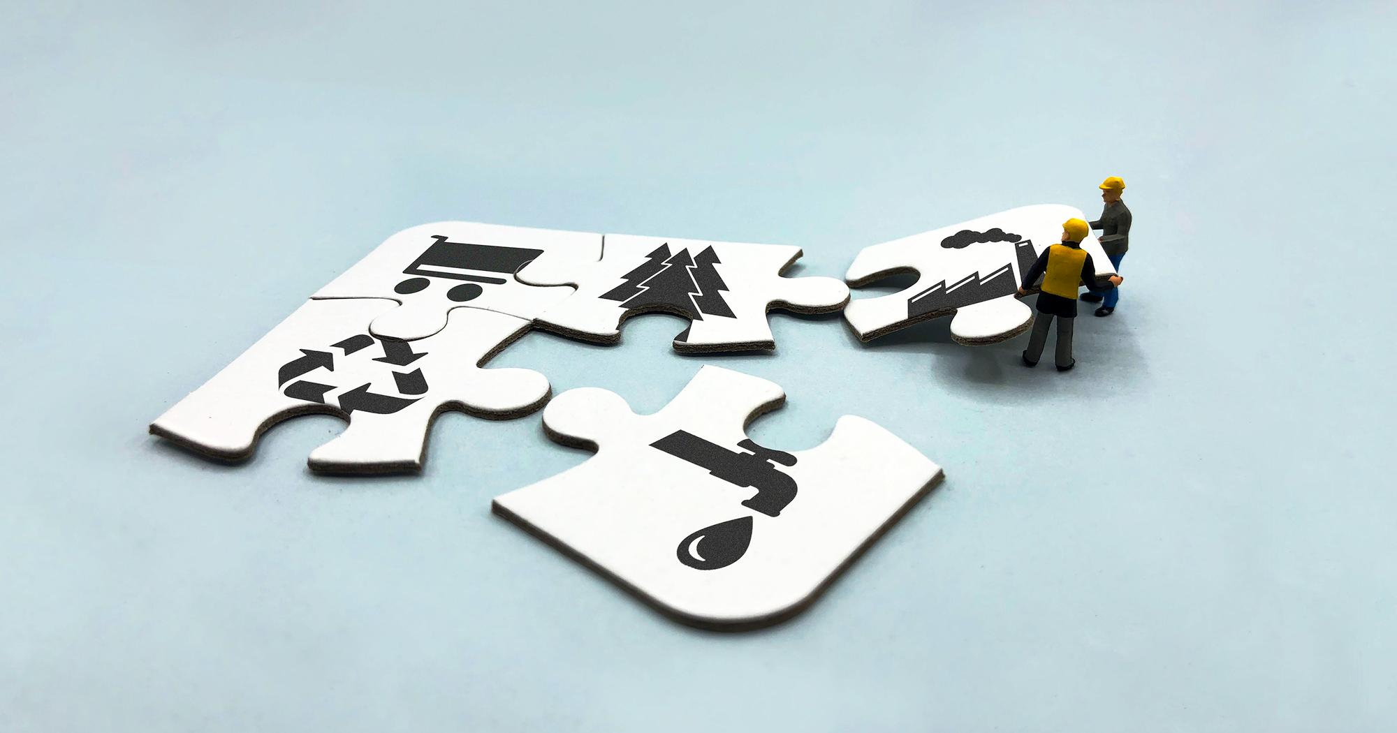 Nachhaltigkeit in Unternehmen umsetzen