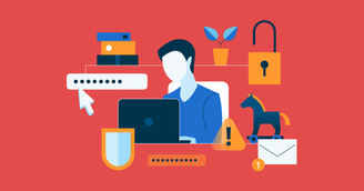 Working from home and cybersecurity in the UK: one year on