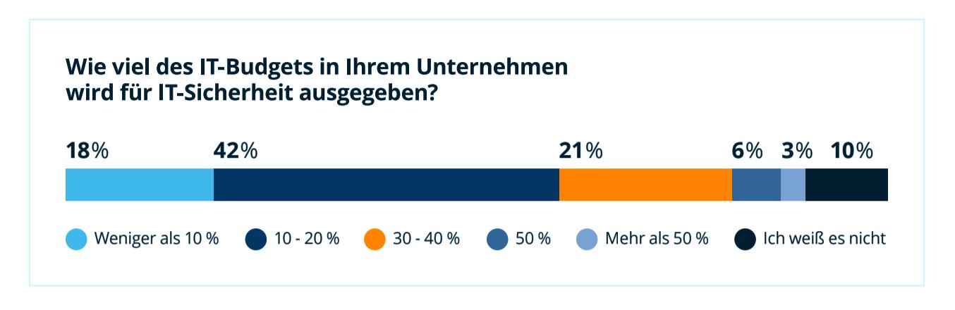 IT-Budget in deutschen Unternehmen